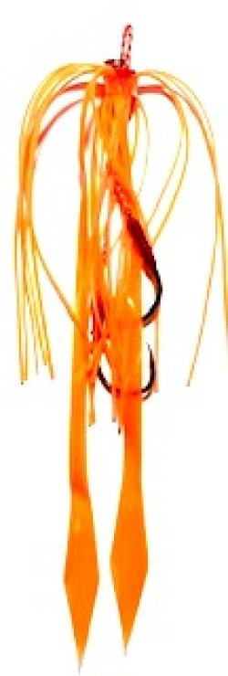 画像1: BIG MOUSE スカート・フックセットL/早掛 #01オレンジ/オレンジ