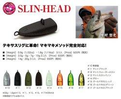 画像2: SLINHEAD マットブラック